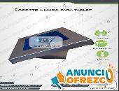 Soporte para tablet antirrobo