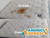 Lavado Sanitizado Desinfectado de Colchones Salas Alfombras
