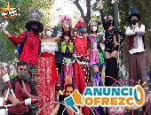 Zanqueros / Activaciones, Eventos Sociales / Puebla