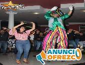 Zanqueros, Batucada, Robot Led / Eventos: XV años y Bodas
