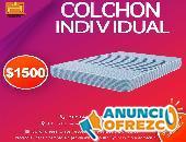 Colchon ortopedico individual muy confortable en Garcia