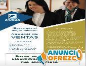 Asesor de ventas * CDMX - Col. Del Valle