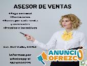 Asesor de Ventas // Telemarketing