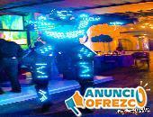 Robot Led Show *XV años, Bodas, Fiestas*