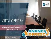 VIRTU-OFFICE CUENTA CON DOMICILIO FISCAL