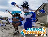 Zanqueros y Batucada para Activaciones e Inauguraciones