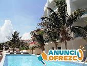 Moderno edificio de 6 departamentos  con vista al mar en Puerto Morelos