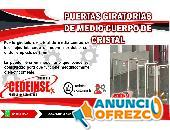 TORNIQUETES DE MEDIA LATURA DE CRISTAL