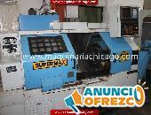 Torno CNC SUPERMAX en Venta