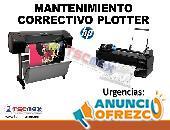 MANTENIMIENTO CORRECTIVO A PLOTERS