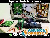 MANTENIMIENTO CORRECTIVO A TELEVISORES