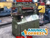 Metalera PIRANHA 50 ton en Venta