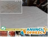Lavado de colchones en Acozac, Chalco, Texcoco, Chicoloapan