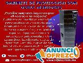 GABINETE DE PROTECCIÓN CON DOBLE MONEDERO