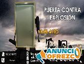 Puerta contra Explosión nivel Alto