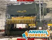 Troqueladora VERSON 250 ton en Venta!
