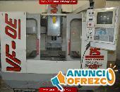 Centro de Maquinado CNC HAAS en Venta