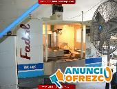 Centro de Maquinado FADAL 4020 en Venta