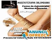 Cursos MADEROTERAPIA COLOMBINA REDUCTIVA