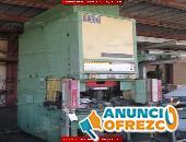 Prensa Hidraulica CINCINNATI 110 ton en Venta